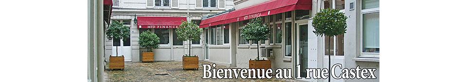 1 rue Castex